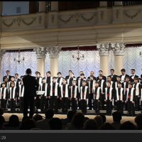 ウクライナの少年合唱団が歌う『Lilium』