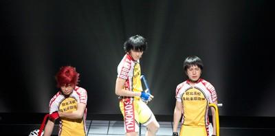 『弱虫ペダル』舞台第4弾開幕!全公演チケット完売のためニコニコ配信決定!