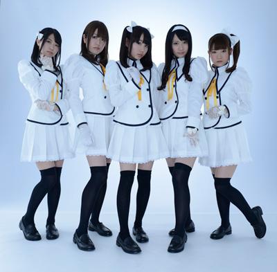 出演キャスト5名による新ユニット「にーそっくすす」