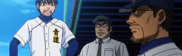 『ダイヤのA』とソフトバンクがコラボしたアニメ『ダイヤのS』公開