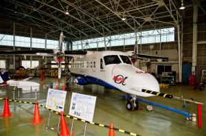 実験用航空機Do228
