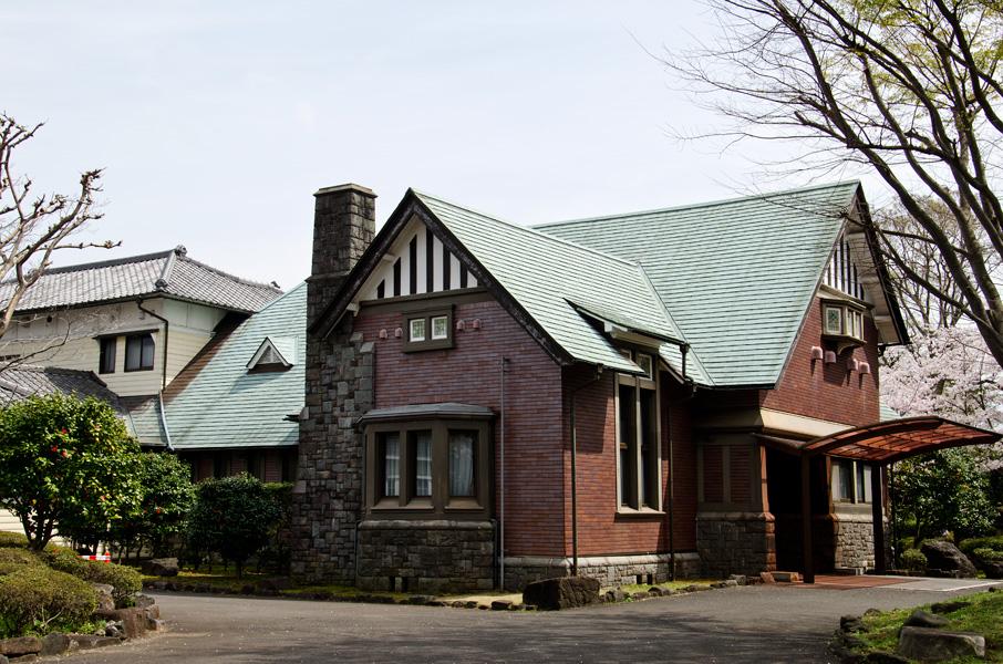 旧横須賀鎮守府司令長官庁舎