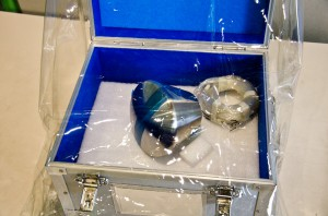 HTV-Rの超音速風洞用モデル