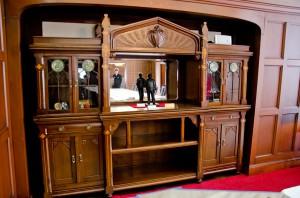 食堂の家具
