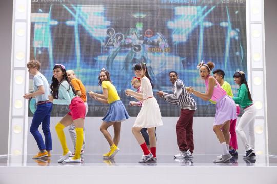 Dance with PS Vita