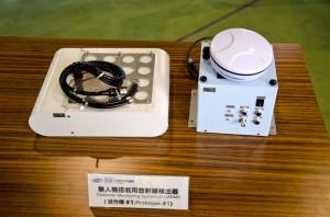 無人機搭載用放射線検出器