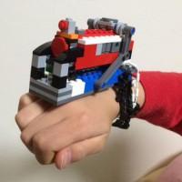 レゴで作ったトッキュウジャー変身ブレスが完成度高すぎな件