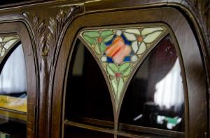 ステンドグラスの装飾