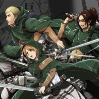 『進撃の巨人 -反撃の翼- ONLINE』限定シナリオ『特別作戦班』配信