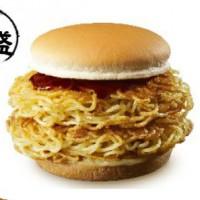 大勝軒-元祖つけ麺バーガー