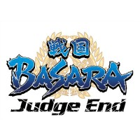 『戦国BASARAJudge End』logo