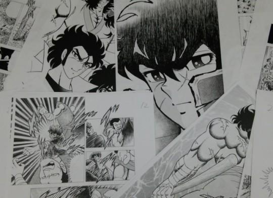 車田正美オフィシャルサイト『生々流転』
