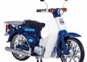『水曜どうでしょう』で日本列島駆け巡った原付バイクが1/14フィギュア化