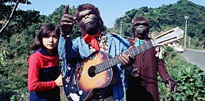 1974年放送の伝説のドラマ『SFドラマ 猿の軍団』DVD-BOX発売決定
