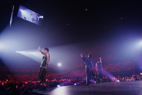 『MAMORU MIYANO LIVE TOUR 2014 〜WAKENING!〜』5.11 横浜アリーナ
