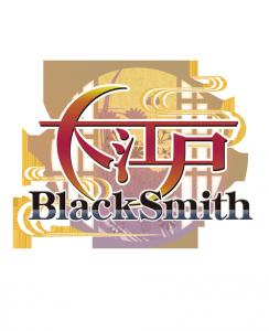 『大江戸BlackSmith』ロゴ