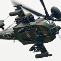 陸上自衛隊のAH-64D