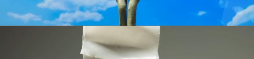 超ミニチュア模型を撮影した、コマ撮りアニメの新作&メイキングがなかなか興味深い件