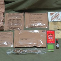 【ミリヲタ的グルメ】第34食 アメリカ軍特殊部隊用レーション