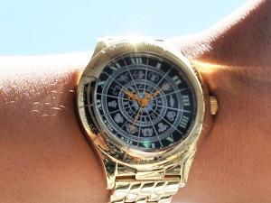 『聖闘士星矢』時計サンプル品