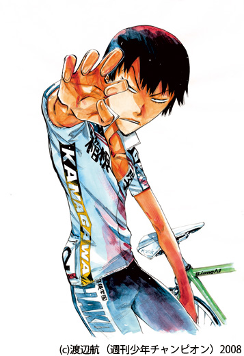 (c)渡辺航(週刊少年チャンピオン)2008