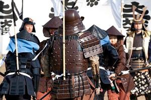 『関ケ原合戦絵巻2012』の写真