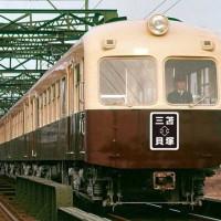 313形旧塗装車両