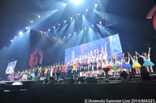 『Animelo Summer Live 2014 -ONENESS-』8月29日