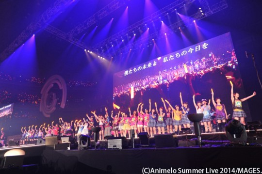 『Animelo Summer Live 2014 -ONENESS-』8月31日