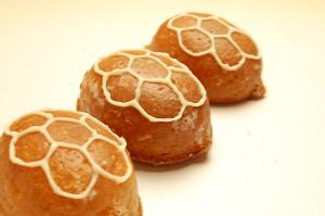 亀レモンケーキ