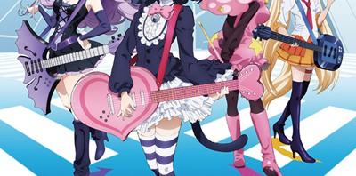 サンリオ発!バンドテーマの『SHOW BY ROCK!!』TVアニメ化決定ー2015年深夜放送開始