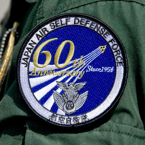 60年記念パッチ
