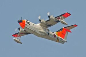 第71航空隊のUS-1A