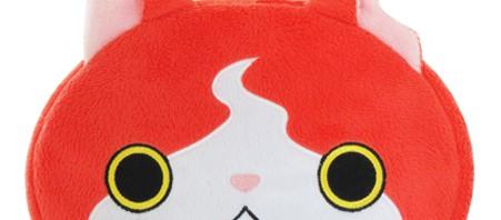 『妖怪ウォッチ ジバニャンポーチ for Newニンテンドー3DS LL』(1780円税別)