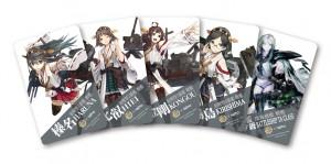 各種カード用オリジナルステッカー(TS 二号作戦)