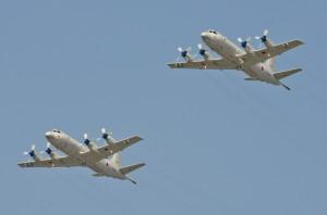 海上自衛隊第2航空隊のP-3C