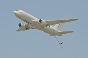 第404飛行隊のKC-767