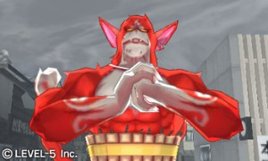 元祖:謎の赤い妖怪