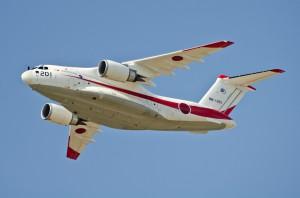 XC-2は「試験飛行」名目で参加