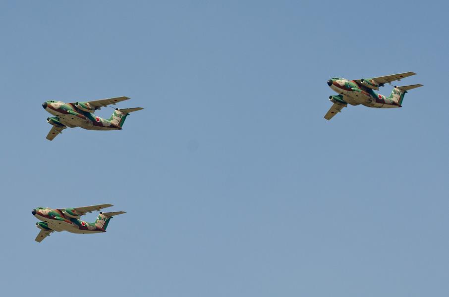 第402飛行隊のC-1