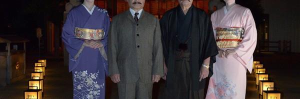 漱石、鷗外が愛した神楽坂で『BUNGOマツリ』開催―初日には『文豪仮装パレード』も