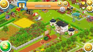 プレイヤーごとに農場にも個性が出る