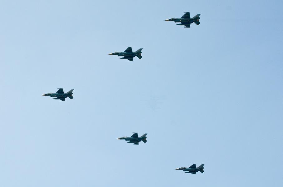 F-2編隊