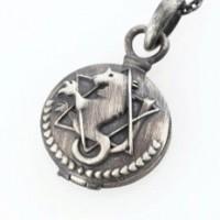 エドワード・エルリック銀時計ネックレス