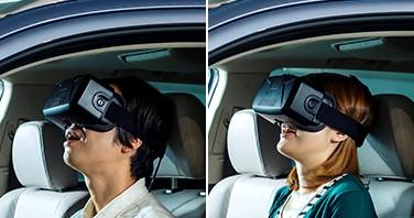 三菱自動車、オキュラスリフトを使った体験イベント『バーチャル星空ドライブ』を開催