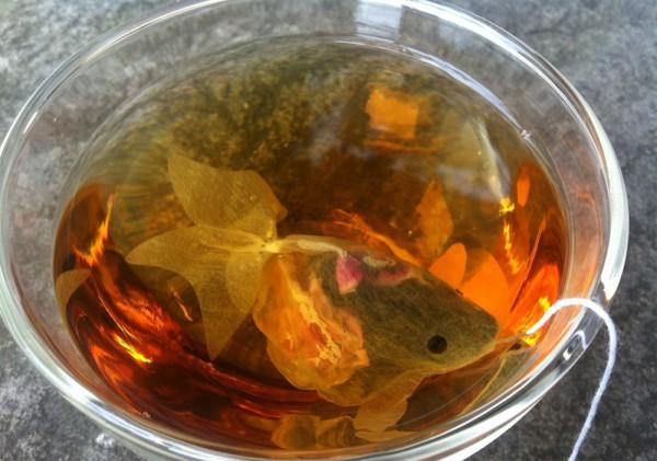 金魚ティーパック