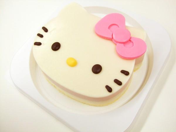 ハローキティ ムース ケーキ