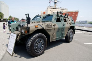陸上自衛隊の軽装甲機動車