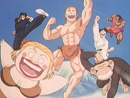 色んな意味での名作アニメ『ジャングルの王者ターちゃん』DVD-BOX化!