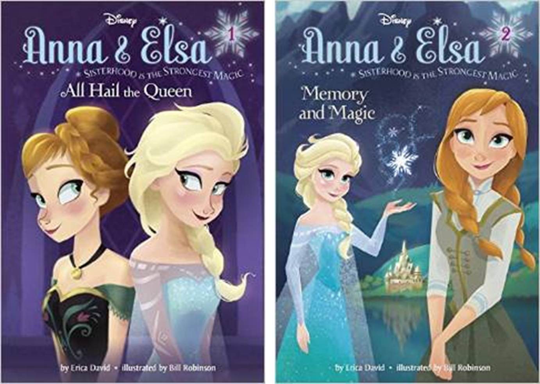 『アナと雪の女王』映画後日譚を書いた新作小説、1巻2巻日本発売3月15日に決定